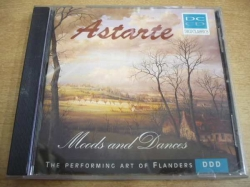 CD ASTARTE - Moods and Dances