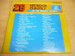 2 LP-SET: 26 HIT - ROCK CLASSICS