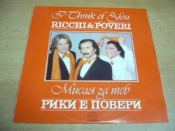 LP RICCHI & POVERI - I Think of You