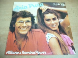LP AL BANO & ROMINA POWER - Aria Pura