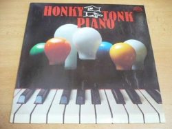 LP HONKY TONK PIANO - Blues...
