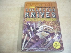 James F. Parker - The Official 1982 Price Guide to Collector Knives (1982) anglicky