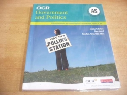 Jonathan Sutherland - AS Government and Politics for OCR (2008) anglicky