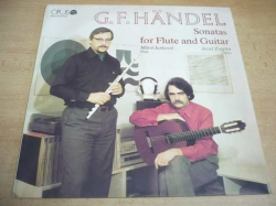 LP G.F.HANDEL - Sonatas for Flute and Guitar