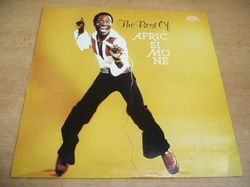 LP AFRIC SIMONE - The Best Of