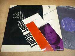 LP Sidney Bechet / Muggsy Spanier And His All Stars ‎– Un Homenaje A Sidney Bechet