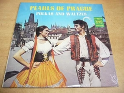 LP PEARLS OF PRAGUE - Polkas & Waltzes of Czechoslovakia (Apon USA) NOVÉ