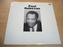 LP Paul Robeson ‎– Paul Robeson