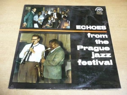 LP Echoes From The Prague Jazz Festival
