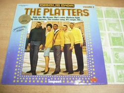 LP The Platters - Volume 2