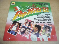 LP Italo Pop Hits '82