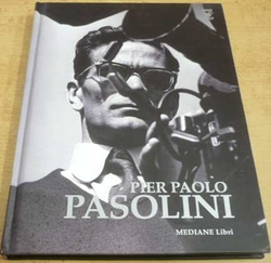Pier Paolo Pasolini (2007) Anglicky + CD