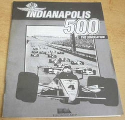 Indianopolis 500 The Simulation (1989) Anglicky