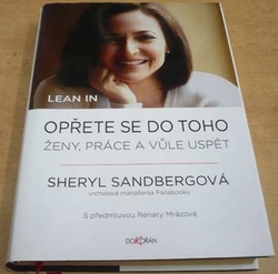 Lean In - Opřete se do toho (2013)