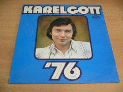 LP KAREL GOTT - 1976