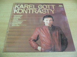LP KAREL GOTT - Kontrasty